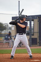 New York Yankees Ryder Green (7) during a Minor League Spring Training game against the Atlanta Braves on March 12, 2019 at New York Yankees Minor League Complex in Tampa, Florida.  (Mike Janes/Four Seam Images)