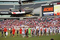 Photo before the match Chile vs Panama, Corresponding to Group -D- America Cup Centenary 2016 at Lincoln Financial Field.<br /> <br /> Foto previo al partido Chile vs Panama, Correspondiente al Grupo -D- de la Copa America Centenario 2016 en el  Lincoln Financial Field, en la foto: Vista General<br /> <br /> <br /> 14/06/2016/MEXSPORT/Osvaldo Aguilar.