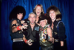 Accept in New York City.  June 1986.<br />
