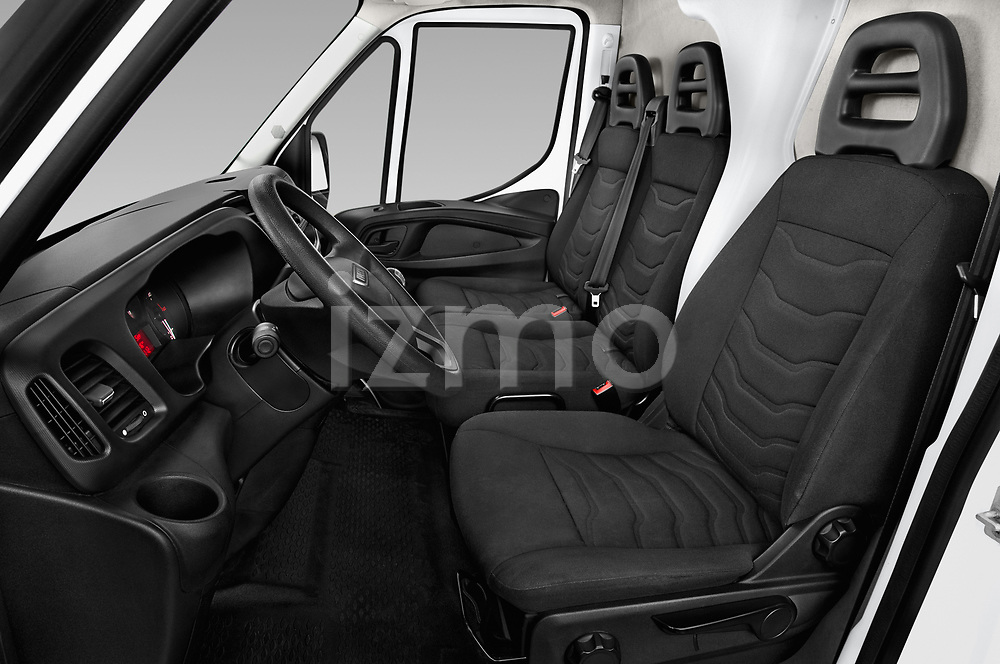 Front seat view of a 2018 Iveco Daily 35S 4 Door Cargo Van front seat car photos