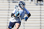 06 February 2016: North Carolina's Luke Goldstock. The University of North Carolina Tar Heels hosted the University of Michigan Wolverines in a 2016 NCAA Division I Men's Lacrosse match. UNC won the game 20-10.
