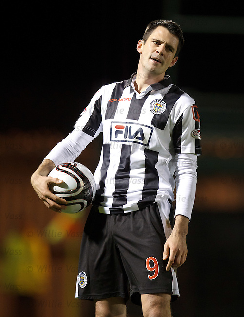 Steven Thompson, St Mirren