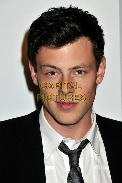 13 July 2013 - Vancouver, British Colombia, Canada - Glee star Cory Monteith was found dead Saturday in his hotel room at the Fairmont Pacific Rim Hotel in Vancouver. He was 31. The cause of death was not immediately apparent. An autopsy was set for Monday. According to police, there were no indications of foul play. They would not discuss what, if anything, was found in room. File Photo: 13 January 2009 - Hollywood, CA - Cory Monteith. FOX All-Star Winter 2009 TCA Party at My House Night Club. <br /> CAP/ADM/BP<br /> &copy;Byron Purvis/AdMedia/Capital Pictures