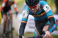 Laura Verdonschot (BEL)<br /> <br /> Women U23 Race<br /> UCI 2016 cyclocross World Championships