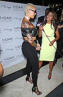 16 July 2016 - Las Vegas, Nevada - Amber Rose.   Amber Rose hosts at 1 OAK Nightclub inside The Mirage. Photo Credit: MJT/AdMedia