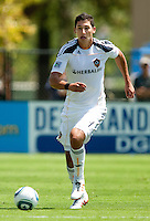 SANTA CLARA, CA--San Jose Earthquakes win over the Los Angeles Galaxy 1-0 at Buck Shaw Stadium.