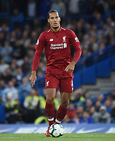 Virgil van Dyk of Liverpool <br /> 29-09-2018 Premier League <br /> Chelsea - Liverpool<br /> Foto PHC Images / Panoramic / Insidefoto <br /> ITALY ONLY