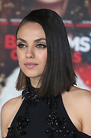 LOS ANGELES, CA - OCTOBER 30: Mila Kunis at the Los Angeles Premiere of A Bad Mom's Christmas at the Regency Village Theater Westwood in Los Angeles, California on October 30, 2017. Credit: Faye Sadou/MediaPunch /NortePhoto.com