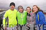 Competing in the Waterville Duathlon on Sunday were l-r; Eddie Gannon, Rory McCarthy, Linda O'Mahony & Martina O'Shea.