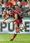 Liverpool FC midfielder Philippe Coutinho shoots and scores during the Premier League Asia Trophy match between Liverpool FC and Leicester City FC at Hong Kong Stadium on 22 July 2017, in Hong Kong, China. Photo by Weixiang Lim / Power Sport Images