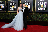 Golden Globe nominee, Alison Brie and Dave Franco arrive at the 76th Annual Golden Globe Awards at the Beverly Hilton in Beverly Hills, CA on Sunday, January 6, 2019.<br /> *Editorial Use Only*<br /> CAP/PLF/HFPA<br /> Image supplied by Capital Pictures
