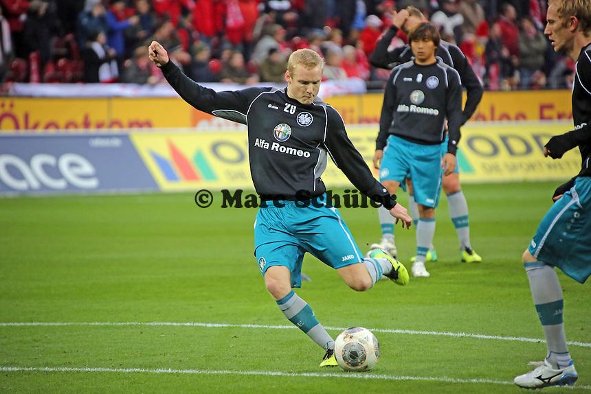Sebastian Rode (Eintracht) - 1. FSV Mainz 05 vs. Eintracht Frankfurt, Coface Arena, 12. Spieltag