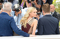 Jean-Paul Gaultier,Diane Kruger and Ewan Mc Gregor attending the Jury Photocall during the 65th annual International Cannes Film Festival in Cannes, France, 16.05.2012...Credit: Timm/face to face /MediaPunch Inc. ***FOR USA ONLY***