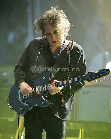 MIAMI FL - JUNE 26: The Cure In Concert at Bayfront Park Amphitheater on June 26, 2016 in Miami, Florida. Credit: mpi04/MediaPunch