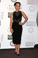 LOS ANGELES - FEB 10:  Amirah Vann at the Non-Televisied 48th NAACP Image Awards at Pasadena Conference Center on February 10, 2017 in Pasadena, CA