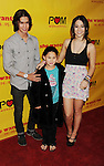BEVERLY HILLS, CA - APRIL 05: Boo Boo Stewart, Sage Stewart and Fivel Stewart attend the Los Angeles Premiere of 'She Wants Me' at Laemmle's Music Hall 3 on April 5, 2012 in Beverly Hills, California.