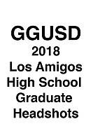 GGUSD 2018 Los Amigos HS Grad headshots