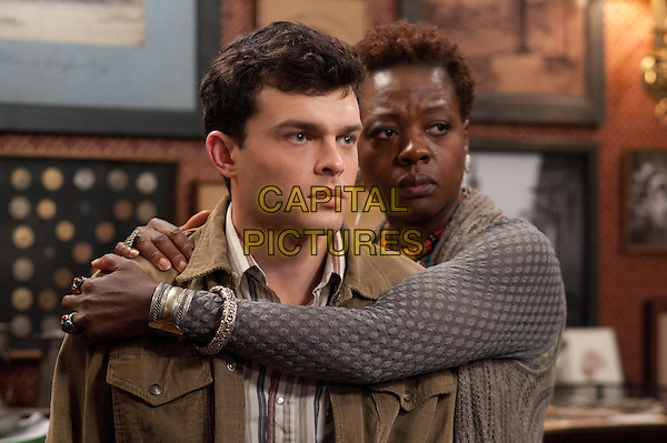 Alden Ehrenreich, Viola Davis<br /> in Beautiful Creatures (2013) <br /> *Filmstill - Editorial Use Only*<br /> CAP/NFS<br /> Image supplied by Capital Pictures