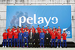 Spain's team during comercial event after training session. March 21,2017.(ALTERPHOTOS/Acero)