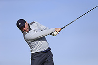 Paul O'Hanlon (Carton House) during the first round of matchplay at the 2018 West of Ireland, in Co Sligo Golf Club, Rosses Point, Sligo, Co Sligo, Ireland. 01/04/2018.<br /> Picture: Golffile | Fran Caffrey<br /> <br /> <br /> All photo usage must carry mandatory copyright credit (&copy; Golffile | Fran Caffrey)