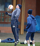 220313 Rangers training