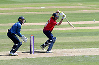 Daniel Lawrence in batting action for Essex during Essex Eagles vs Kent Spitfires, Royal London One-Day Cup Cricket at The Cloudfm County Ground on 6th June 2018