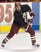 Peter Harrold - Boston College's morning skate on Friday, December 30, 2005 at Magness Arena in Denver, Colorado.  Boston College defeated Ferris State that afternoon in a shootout and defeated Princeton the following night to win the Denver Cup.