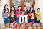 THEATRE TIME: Enjoying a meal at the Bella Bia restaurant, Tralee before going the see Footloose at Samsa Tire on Friday seated l-r: Anna Stack, Christine Buckley and Margaret Coleman. Back l-r: Roisin Stack, Aoife Coleman, Kate Buckley, Sinead Coleman, Ailbhe Stack and Billy Stack.