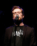 Rent's Anthony Rapp sings and is the creator of the first ever 3-day Broadway Con on January 22 - 24, 2016 at the Hilton Hotel, New York City, New York. (Photo by Sue Coflin/Max Photos)