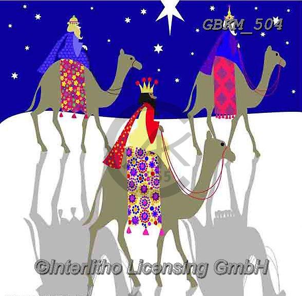 Kate, HOLY FAMILIES, HEILIGE FAMILIE, SAGRADA FAMÍLIA, paintings+++++Christmas page 34 1,GBKM504,#xr#, 3 kings