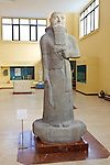Statue Of A King, Istanbul Archaeology Museum