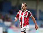Sheffield United's Billy Sharp in action during the League One match at the Priestfield Stadium, Gillingham. Picture date: September 4th, 2016. Pic David Klein/Sportimage