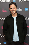 """Santino Fontana attends the Cast Meet & Greet for Broadway's """"Tootsie"""" The Musical at the New York Mariott Marquis Hotel on March 13, 2019 in New York City."""