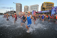 Triatl&oacute;n Sports World Veracruz 2013- &copy;NortePhoto.com ..<br />