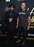 "08 August 2019 - Los Angeles, California - Jimmy Jam, Ray Parker Jr. . Showtime's ""Hitsville: The Making Of Motown"" Los Angeles Premiere held at Harmony Gold.    <br /> CAP/ADM/BT<br /> ©BT/ADM/Capital Pictures"