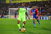 Georginoio Wijnaldum during the EPL - Premier League match between Crystal Palace and Liverpool at Selhurst Park, London, England on 29 October 2016. Photo by Steve McCarthy.
