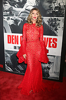 "LOS ANGELES - JAN 17:  Dawn Olivieri at the ""Den of Thieves"" Premiere at Regal LA Live Theaters on January 17, 2018 in Los Angeles, CA"