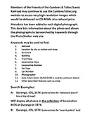 Russell Sperry Photo Collection User Instructions Page 1