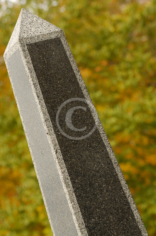 Canada, Montreal, Mount Royal Cemetery, gravestone
