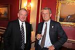 Wales in London Dinner.Tony Druey & Robert John.Caledonian Club.19.06.12.©Steve Pope