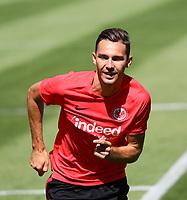 Branimir Hrgota (Eintracht Frankfurt) - 24.07.2018: Eintracht Frankfurt Training, Commerzbank Arena