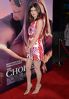 "01 February  - Hollywood, Ca - Alexandra Daddario. Arrivals for the Los Angeles special screening of ""The Choice"" held at Arclight Hollywood. Photo Credit: Birdie Thompson/AdMedia"