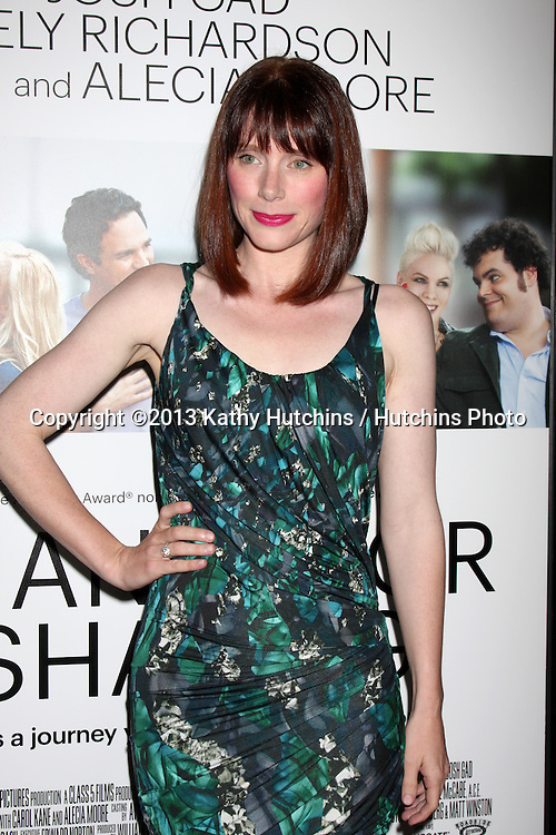 """LOS ANGELES - SEP 16:  Bryce Dallas Howard at the """"Thanks for Sharing"""" Premiere  at ArcLight Hollywood Theaters on September 16, 2013 in Los Angeles, CA"""