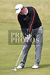 Eoin Murphy Dundalk GC playing in the East of Ireland Open at Lounty Louth Golf Club. Photo:Colin Bell/pressphotos.ie