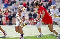 NCAA LACROSSE: Women Ohio State at Maryland