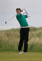 Stuart Grehan (Tullamore)<br /> during R1 of the East of Ireland Amateur Open championship 2013 at Co Louth Golf club, 1/6/13<br /> Picture:  Thos Caffrey / www.golffile.ie
