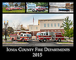 2015 Ionia County Fire Truck Calendar