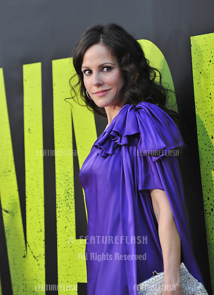 "Mary-Louise Parker at the world premiere of ""Savages"" at Mann Village Theatre, Westwood..June 26, 2012  Los Angeles, CA.Picture: Paul Smith / Featureflash"