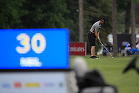 Bradley Neil (SCO) during previews for the Shot Clock Masters, Diamond Country Club, Atzenbrugg, Vienna, Austria. 06/06/2018<br /> Picture: Golffile | Phil Inglis<br /> <br /> All photo usage must carry mandatory copyright credit (&copy; Golffile | Phil Inglis)
