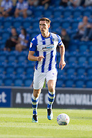 Luke Prosser of Colchester United in action during Colchester United vs Crawley Town, Sky Bet EFL League 2 Football at the JobServe Community Stadium on 13th October 2018